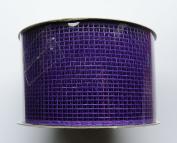 Eleganza No.36 Deco Mesh, Purple, 63 mm x 10 m