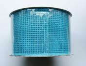 Eleganza Light No.25 Deco Mesh, Blue, 63 mm x 10 m