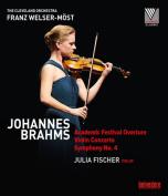 Julia Fischer: Johannes Brahms