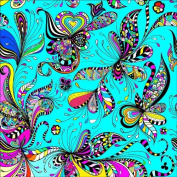 Image No. 2 Colouring Stretched, 120x120cm ***