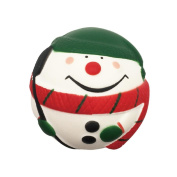 Fun Squishy Exquisite Snow Man Stress Relief Toy ,Yannerr Scented Charm Slow Rising 7cm Simulation Kids Toys
