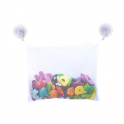 CHIC*MALL Baby Toy Storage Bath Toy Organiser Mesh Storage Hanging Bag