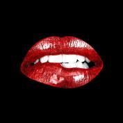 Eurographics FAD FRF2018 Art Trend Fashion Red Lips 75 x 75 CM