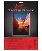 Tara Materials Fredrix TAR-3520 22cm x 28cm Inkjet Canvas