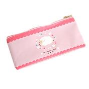 Cosanter Pencil Case Bag Holder Cute Sheep Pattern Oxford Cloth Makeup Glasses Bag for Teen Girls