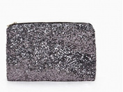 ULOOIE Fashion Dazzling Sequins Handbag Wallet Purse Glitter for Party Evening