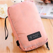 GUJJ Portable cosmetics pouch vanity, Pink