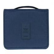 GUJJ Travel organise BAG hanging vanity Packages Utility portable, navy blue