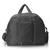 GUJJ Multifunction foldable single shoulder bags Travel Bag, Grey