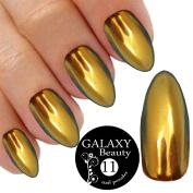 Chameleon Powder Multi Chrome Mirror Nail Colour Changing Nails Glitter Green Gold Pigment