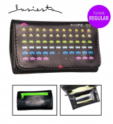 Tobacco Pouch – lasiesta Notebook Double – Space Invaders