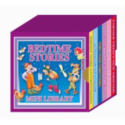 Bedtime Stories Mini Library Set 6 Board Childrens Books Book Classic Favourites
