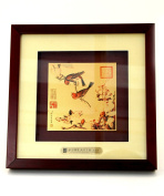 One of the Famous Qing Dynasty Print