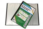 Protectafile A3 display book 40 pocket presentation folio