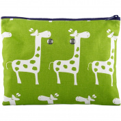 Yarn Pop DB05 Knitting Bag, Multi-Colour, 28cm x 22cm