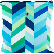 Yarn Pop GG12 Knitting Bag, Multi-Colour, 23cm x 23cm