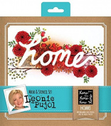"Leonie Pujol ""Home"" Masks and Stencils, Clear"