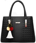 DRWJGreat bag hair ball handbag simple female bag buckle bag fashion handbags