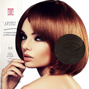Plain For Professional Hair Colour Ash with Ammonia 5 X 5 X 15 biondo scuro