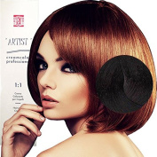Plain For Hair Professional Colour New Colour with Ammonia 5 X 5 X 15 1/08 NERO VIOLINO