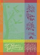 Garnier-Thiebaut 25522 Line Viscose from Bamboo/Cotton Bath Towel 100 x 150 cm pink