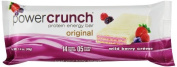 Power Crunch Protein Energy Bar, Wild Berry Creme, 12 Bars, 40ml (40 g) Each by Bio Nutritional