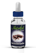 Nutriful Chocolate Flavour Drops 30ml Flavour Concentrate 0Kcal