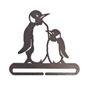 15cm Split Bottom Penguin Copper Craft Holder