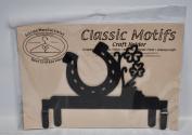 Classic Motifs 15cm Luck Header Charcoal Craft Holder