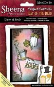 "Sheena Douglass ""Union of Souls"" Perfect Partners Metal Die, Silver, 4-Piece"