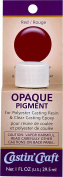 Environmental Technology 30ml Casting' Craft Opaque Pigment, Red