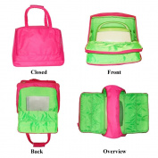 Die Cutting and Embossing Machine Tote Carrier Bag
