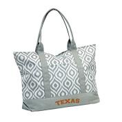 NCAA Texas Women's Ikat Tote Bag by Logo Inc.