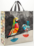 Blue Q Shopper Bag Pretty Bird