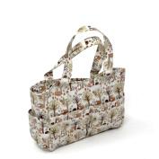 HobbyGift MRB/125 | Craft Bag PVC Summer Woodland Design