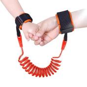Panlom® Toddler Kids Baby Safety Walking Anti-lost Strap Wrist Leash Belt Hand Prevent Children Kids from Losing