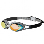 Barracuda Junior Swim Goggle - Mirror Lenses Anti-fog UV Protection Anti-glare, Easy-adjustment Quick Fit Comfortable No leaking for Kids, Children ages 6-12
