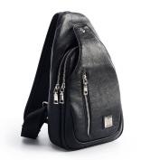 Sling Bag Chest Shoulder Backpack Crossbody Bags for Men Women Travel Outdoors Business