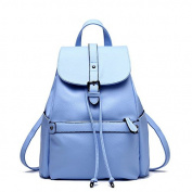 Mefly Fashion Handbag Leisure Pu Leather Backpack Toting Bags