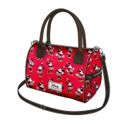 DISNEY Minnie Cheerful - Bowling Bag with Shoulder Strap and Two Handles - Colour