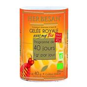 Gelée royale bio pot de 40 g