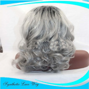 MZP Europe and the United States wig fluffy fashion female models long hair wigs wigs chemical fibre wigs , 60cm