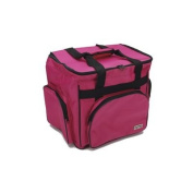 Tutto Tutto Serger & Accessory Bag 36cm - 1.3cm x 37cm -Pink 1214SG-PNK