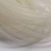 Beads4Crafts Nude Crinoline Tube 5mm (1 Metre) CC702