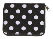 Mass support sewing kit / zipper pouch Slim No.8218 Black