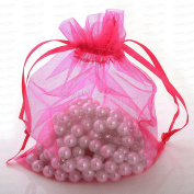 100 pcs 11X16cm Wedding Organza Pouches Gift Candy Bags Jewellery Packaging
