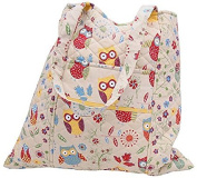 Two Hoots Craft Tote