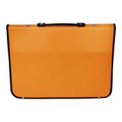 Artcare 15213240 68 x 4 x 50 cm A2 Synthetic Material Academy Portfolio, Orange