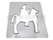Professional Mould Dolce San Martino Plastic 32 x 34 cm