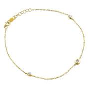 Diamada Women Chain Necklace - MSJ9062B